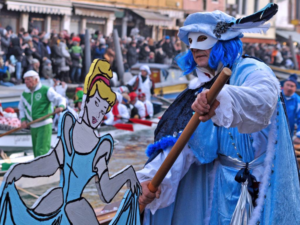 Eventi Carnevale Venezia. Programma Festa veneziana sull`acqua