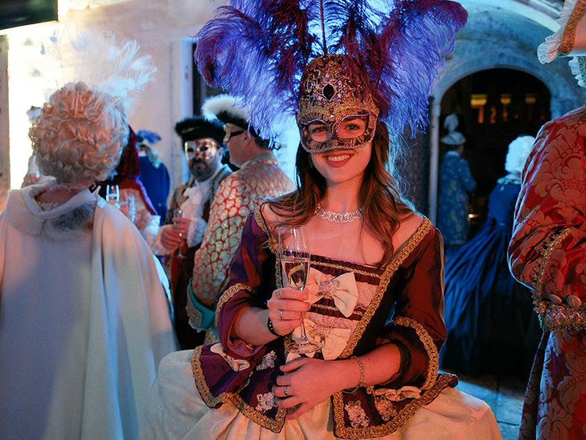 Eventi Carnevale Venezia. Programma La Nuit enchantée