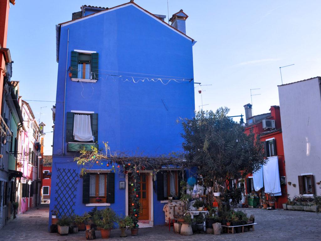 Isole di Venezia. Burano
