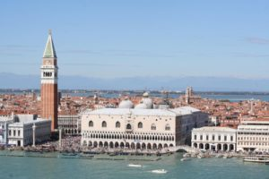 Da Punta Sabbioni a Venezia