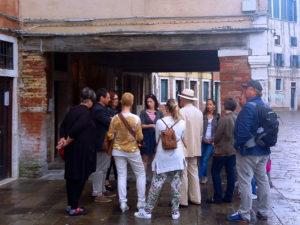 Tour Venezia a piedi