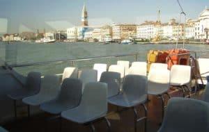 Navetta da Punta Sabbioni a Venezia
