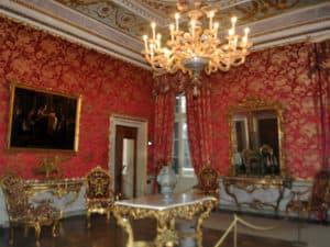 Maestosa sala del Museo Correr di Venezia