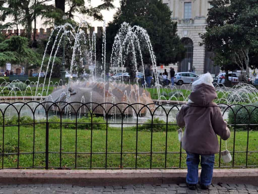 Verona. Centro storico