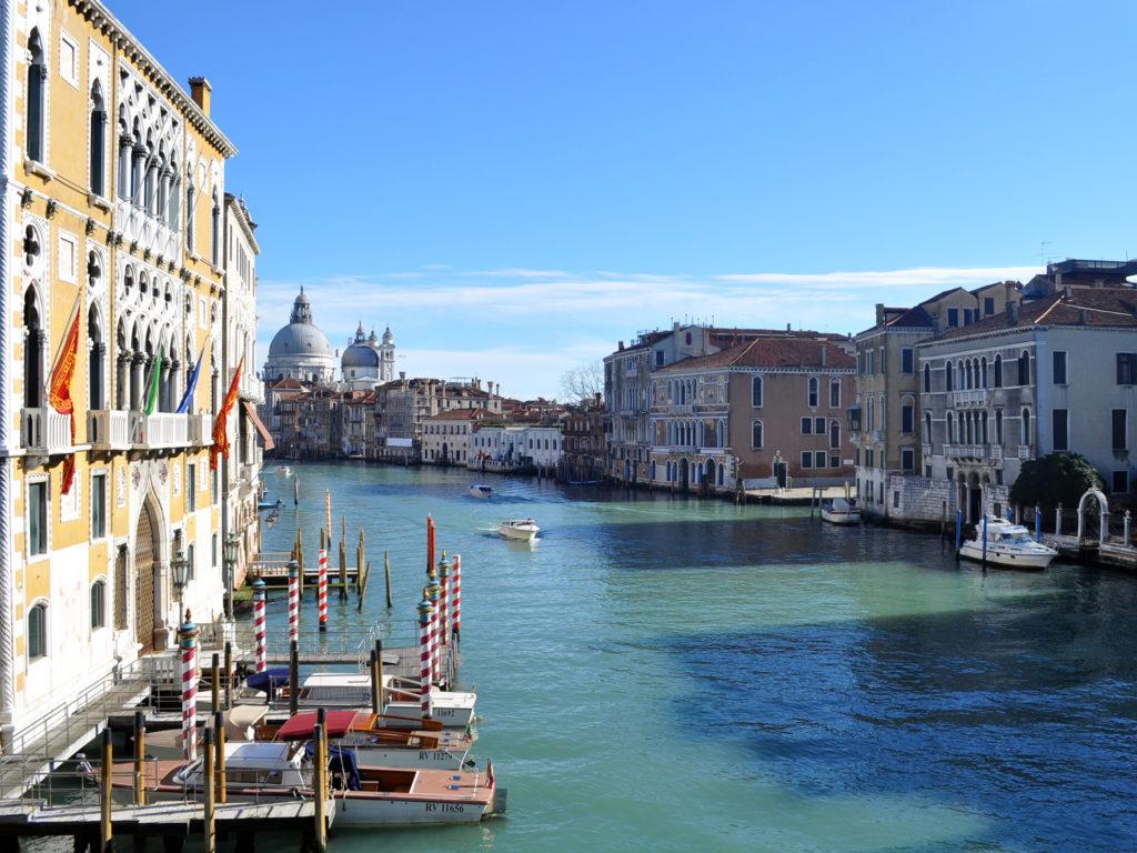 Venezia. Luoghi di interesse. Canal Grande