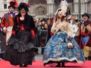 Достопримечательности Венеции. Карнавал