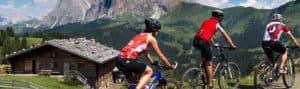 Tour delle dolomiti bici