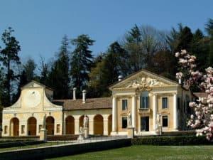 Villa Maser à Trévise, Vénétie