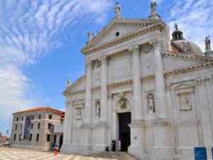 Venezia. Luoghi di interesse. Chiesa San Giorgio Maggiore