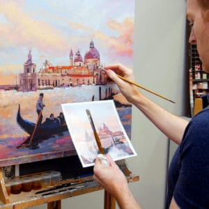 art-course-venice