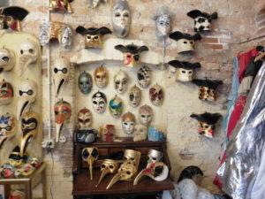 masques venise