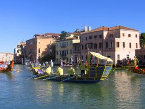 Праздник в Венеции - Историческая Регата