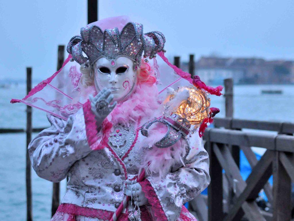 Карнавальный костюм. Венецианский карнавал