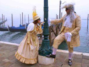 Венецианские карнавальные костюмы. Прокат