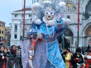 Венецианский карнавал. Даты. Конкурс на лучший костюм