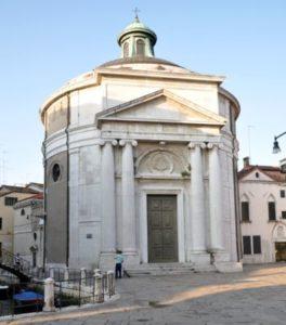 Chiesa della Maddalena a Venezia
