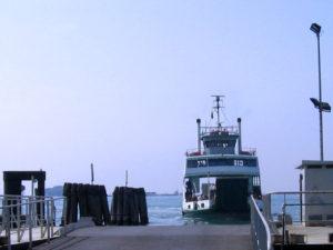 Pellestrina. Come arrivare - traghetto