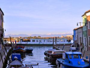 Venezia Burano vaporetto