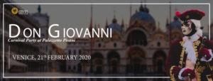 Festa di carnevale a Venezia