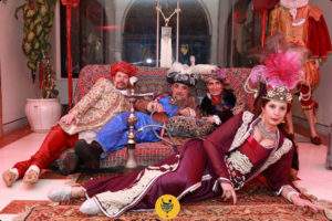 giovedì grasso venezia costumi carnevale