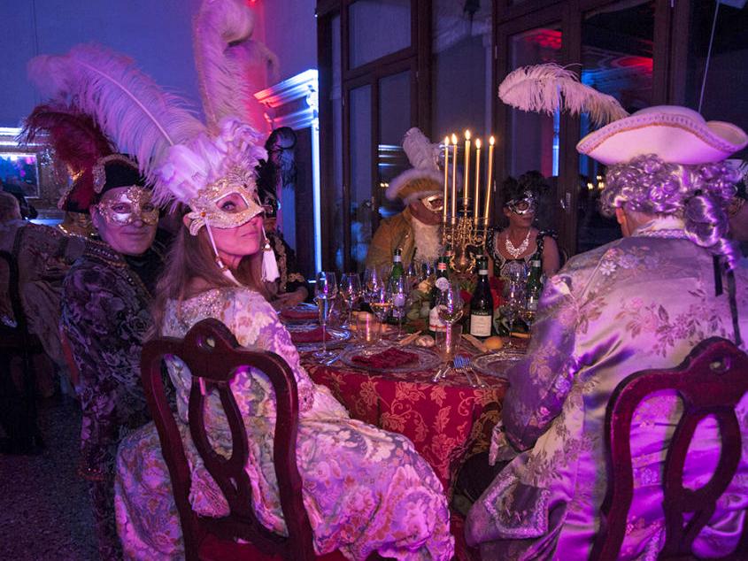 Venezia Feste Carnevale private