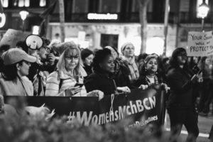diritti donne manifestazione