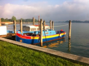 Bragozzo tour isole VivoVenetia