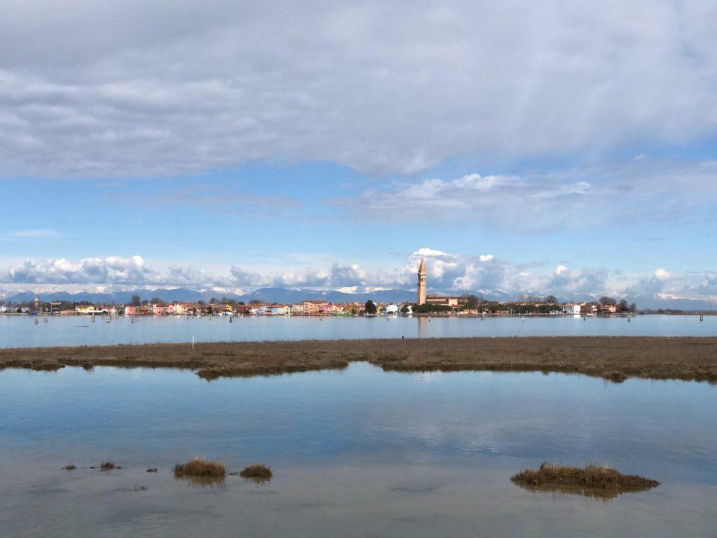 Gita in barca laguna Venezia