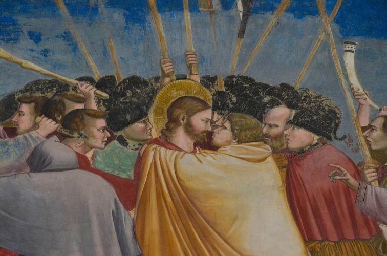 affreschi di Giotto cappella degli scrovegni Padova