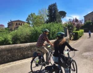 Colli Euganei bici