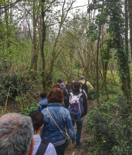 trekking Colli Euganei