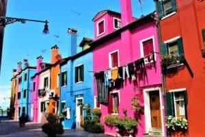 Visitare burano venezia
