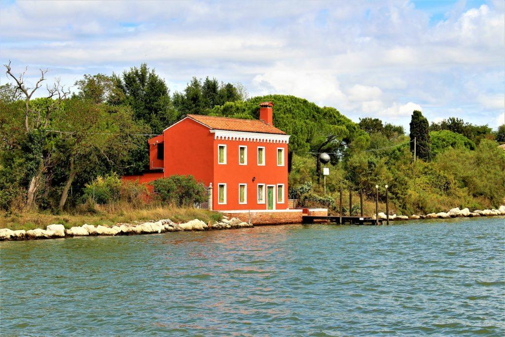 Casa. Laguna Veneta