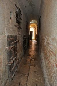 Vistia prigioni Venezia del Palazzo Ducale