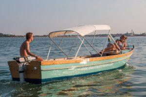 barca elettrica venezia vivovenetia