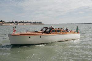 barca con conducente venezia vivovenetia