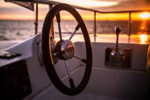 Houseboat navigazione