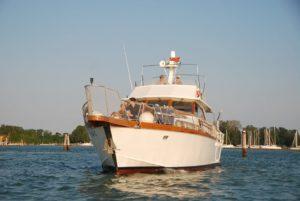 noleggio barche con conducente Venezia