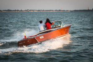 barca noleggio con skipper venezia