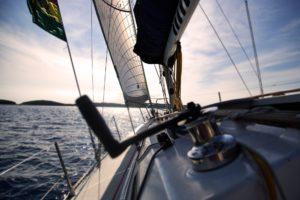 noleggio barca vela venezia