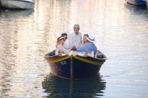 barca elettrica vivovenetia venezia