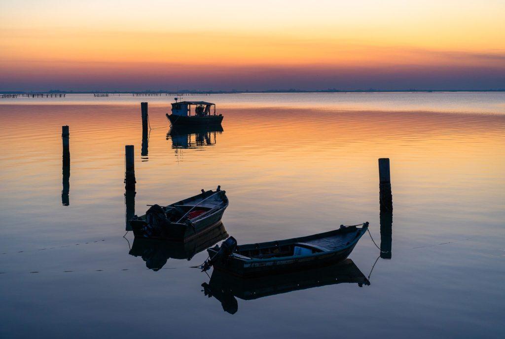 delta po barche