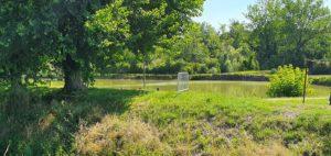 lago verde bici colli euganei
