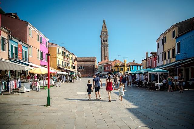 Tour Isole Venezia con pranzo