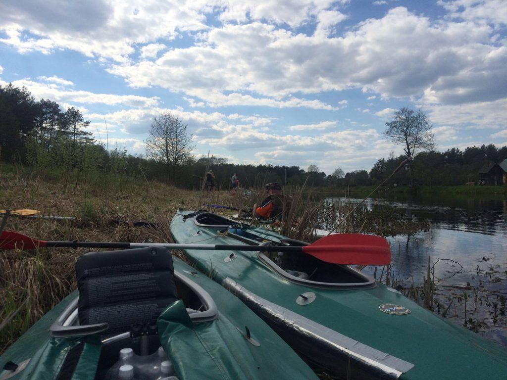 viaggi in kayak veneto