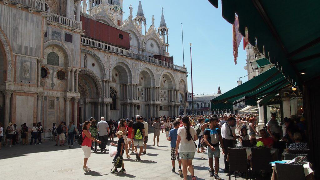 gita scolastica a venezia