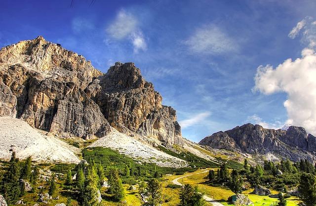 lagazuoi Dolomiti