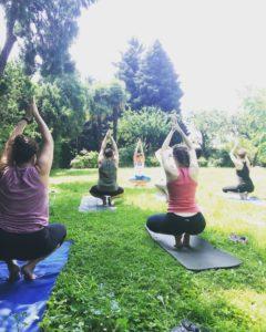 Weekend di yoga